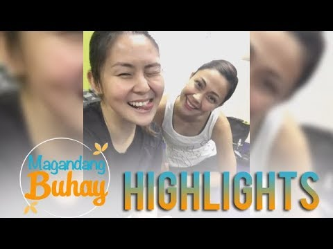 Magandang Buhay: Jodi reveals how her close relationship with Iwa started