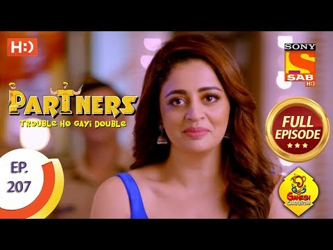 Partners Trouble Ho Gayi Double - Ep 207 - Full Episode - 12th September, 2018