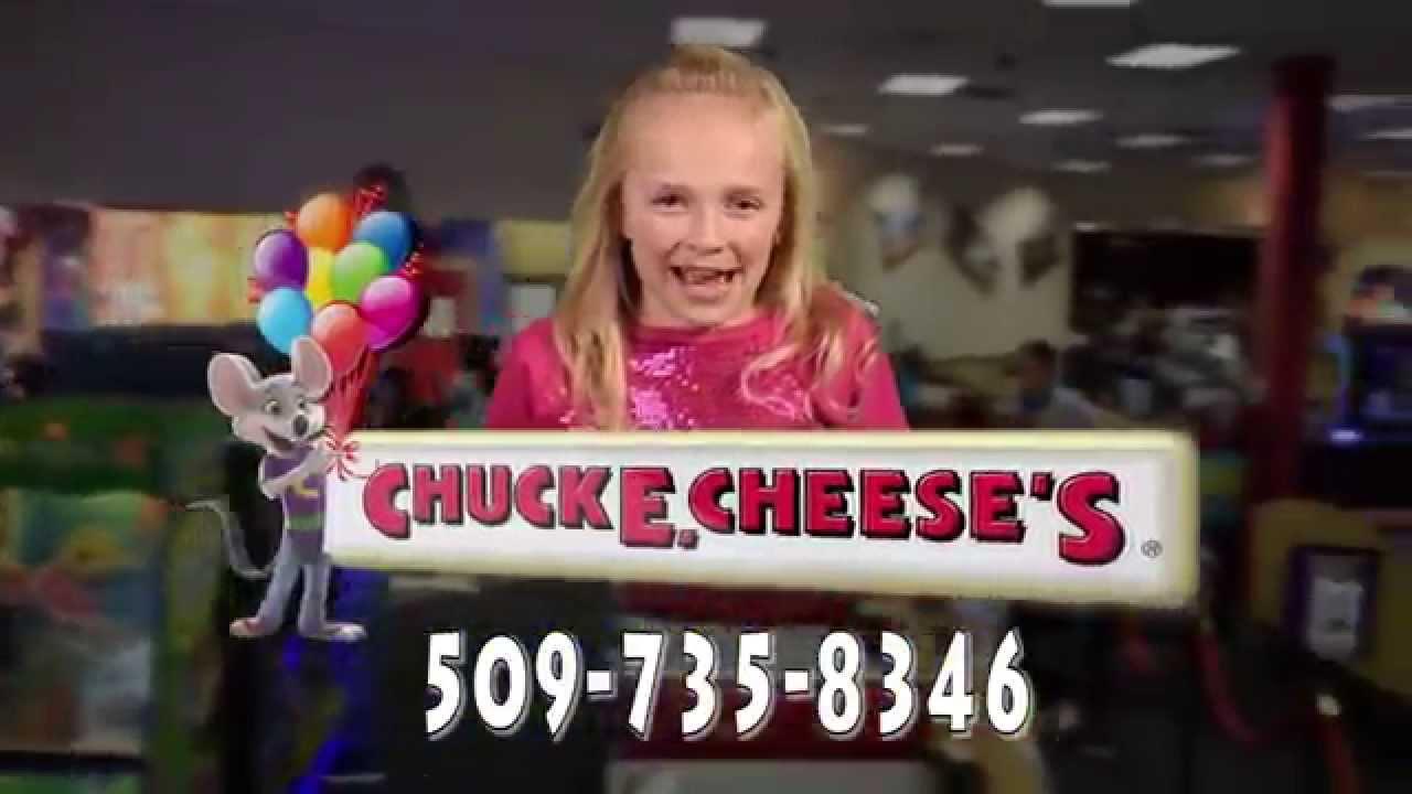 chuck e cheese richland wa