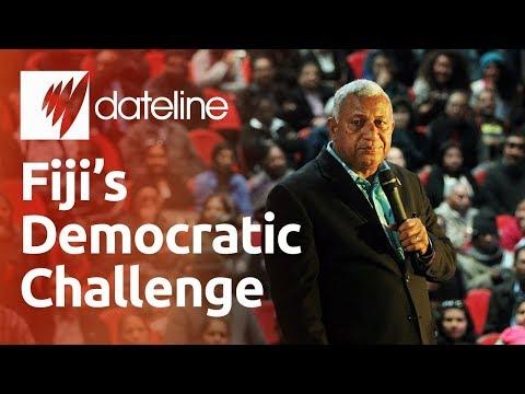 Fiji's Democratic Challenge