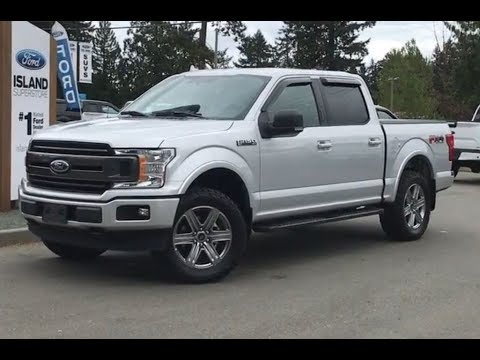 2018 Ford F-150 Leveled XLT FX4 Sport V8 SuperCrew Review ...