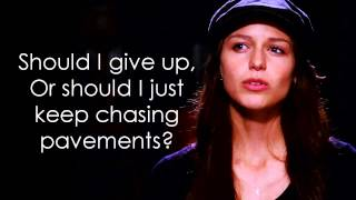 Baixar Glee - Chasing Pavements (Lyrics)