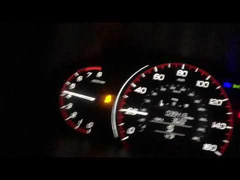 2014 Honda Accord V6 0-100MPH