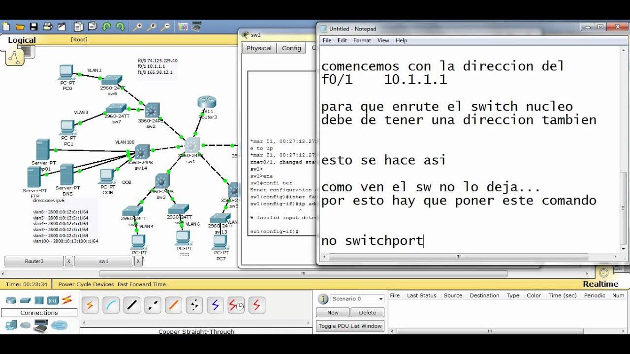 configurar el router nat01, el router de borde de la topoliga ...