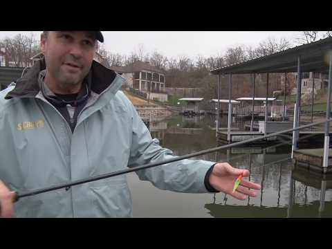 Tips To Dock Shooting For Slab Crappies: Lake Of The Ozarks