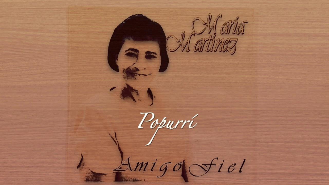 Popurrí | Maria Martinez
