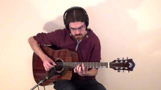 Misty arranged for acoustic guitar