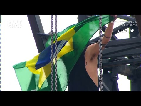 twenty one pilots - Car Radio (LIVE BRASIL 2016 HD)