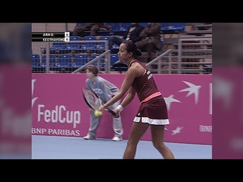 Great Britain's Fed Cup journey to Bath