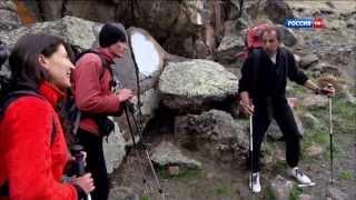 Эльбрус - наивысшая точка России.(Туда добираются только самые отчаянные. Самая высокая гора в России – это Эльбрус. Она же считается и высше..., 2015-02-16T18:29:34.000Z)