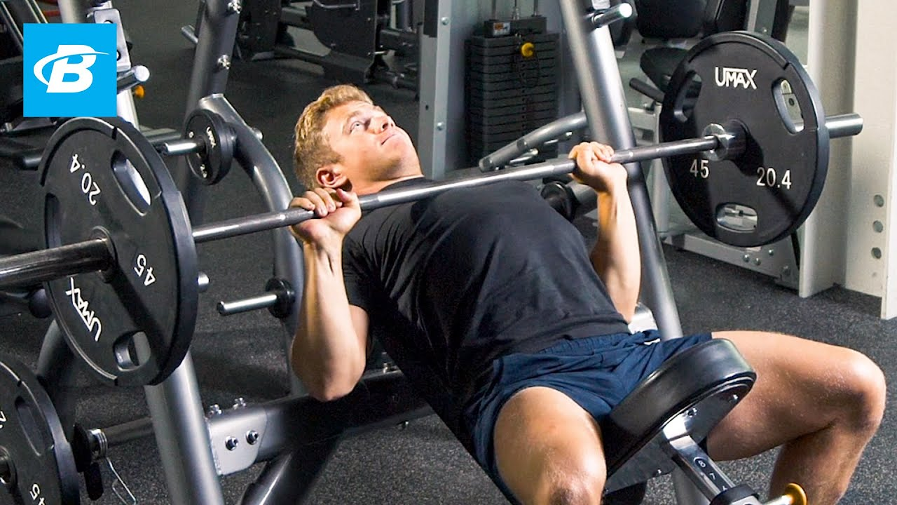 Super 30 Chest Workout