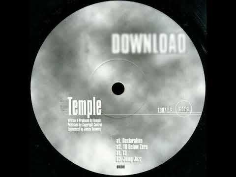 Temple - Declaration (DWL001)