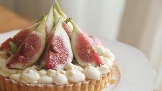 Fresh Fig Tart : 무화과 타르트 : 꿀키