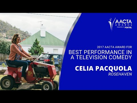 7th AACTA Awards | AACTA Award for Best Performance in a Television Comedy