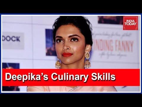 Deepika Padukone Reveals Her Culinary Skills To Rajdeep Sardesai | India Today Special