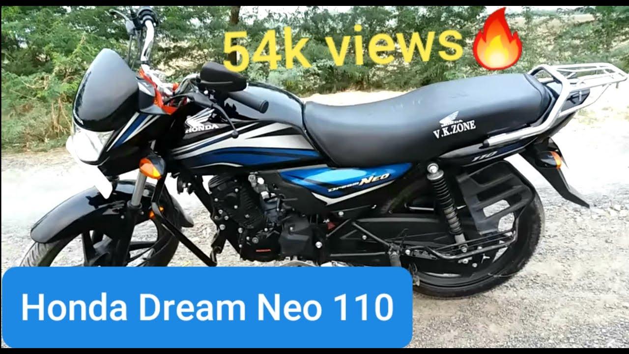 honda dream neo bs4 review hobbiesxstyle