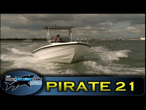 Pirate 21 Boat Review