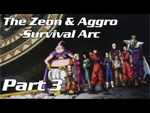 Zeon & Aggro Survival Arc: The Recruitment Survival Arc, Begins!