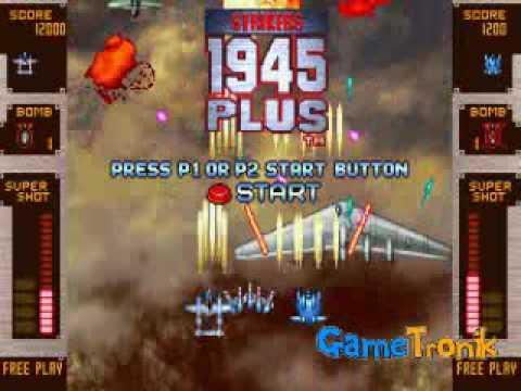 Strikers 1945 plus - Neo Geo