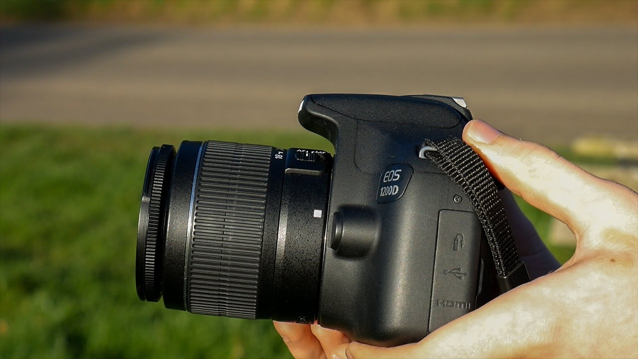 Cannon 1200D Review - Best Camera for Beginners?