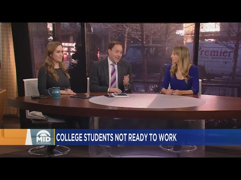 Panel Discussion: College Students Not Ready For Real-World Jobs?
