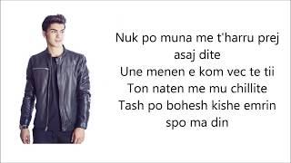 Butrint ImeriBella (Lyrics)