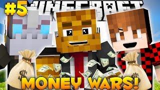 Minecraft MONEY WARS