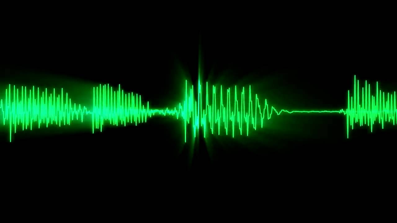 Acoustic Sound Waves : Audio waves youtube