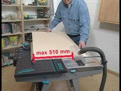 wolfcraft master cut 1000 youtube. Black Bedroom Furniture Sets. Home Design Ideas