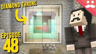 Hermitcraft 7: Episode 48 - STOLE THE DIAMOND THRONE