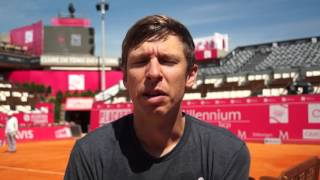 Eric Butorac - Why DIII tennis was a better fit than DI