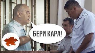 Прокурор Текебаевден эмнеге тил укту?
