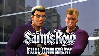 Saints Row [FULL GAMEPLAY]