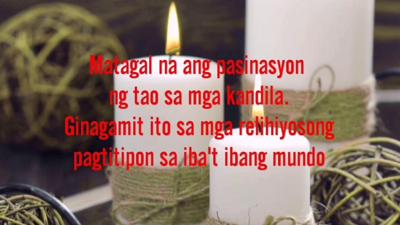 ANG RITUWAL NG KANDILANG MAGKAYAKAP by PhilippineOne Foundation