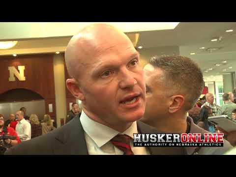 HOL HD: Matt Davison on new Nebraska Head Coach Scott Frost
