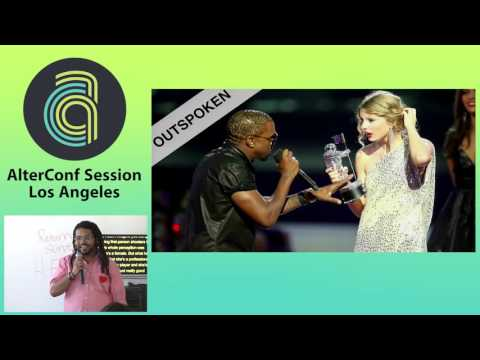 Alter Conf Los Angeles 2015 - Being Young, Gifted, Black, and Other Adjectives...