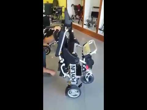 Download Poylin p207 Yeni Nesil Akülü Tekerlekli Sandalye