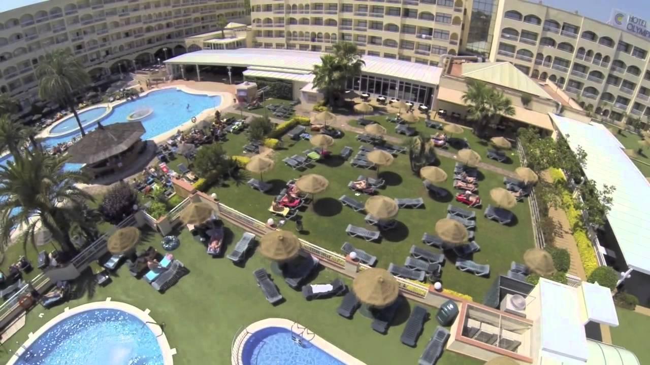 Olympic Palace Hotel Lloret De Mar