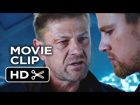 Jupiter Ascending Movie   Get Down There 2015  Channing Tatum, Sean Bean Movie HD