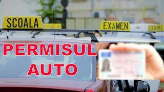 PERMISUL DE CONDUCERE | VARSTA LA CARE POTI OBTINE PERMISUL AUTO