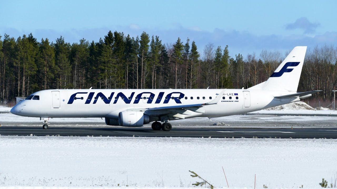 Embraer 190 Norra