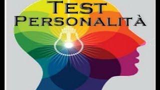 Test personalità: che tipo sei? Quiz divertenti psicologici e mentali - Indovinello sul carattere