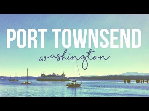 Exploring Port Townsend, Washington - a Drivin' & Vibin' Travel Vlog