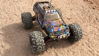 Gambar cover Traxxas Bash Time - Summit 1/10 & 1/16 and Stampede 4x4 VXL 1/10