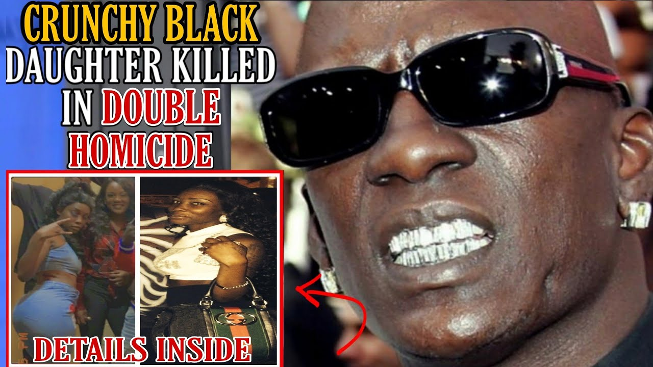 Rapper Crunchy Black Daughter Shot And KlLL3D At Memphis Fairfield Hotel