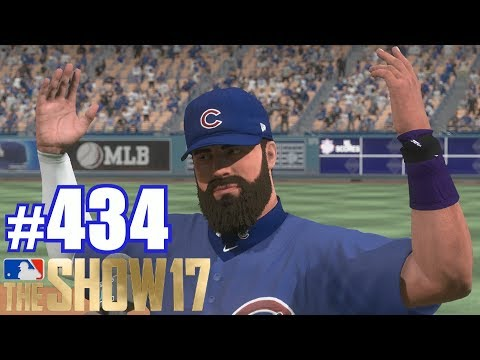 CUBS ARE IN THE WORLD SERIES! | MLB The Show 17 | Road To The Show #434