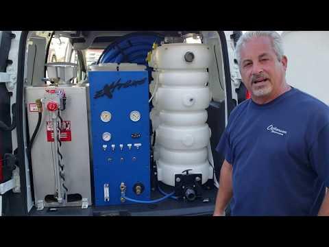 Electric Truckmount Optimum Floorcare Save Gas Transit Connect