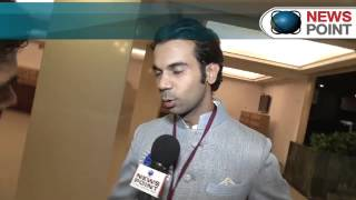 Newspoint  Exclusive: In conversation with Film Actor Rajkumar Rao