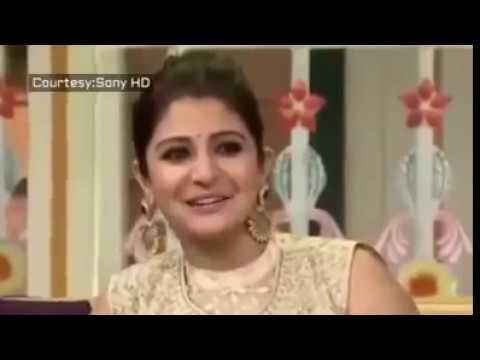 Acteress Anushka Sharma Singing Ghughuti Basuti Gadwali Song   YouTube 360p