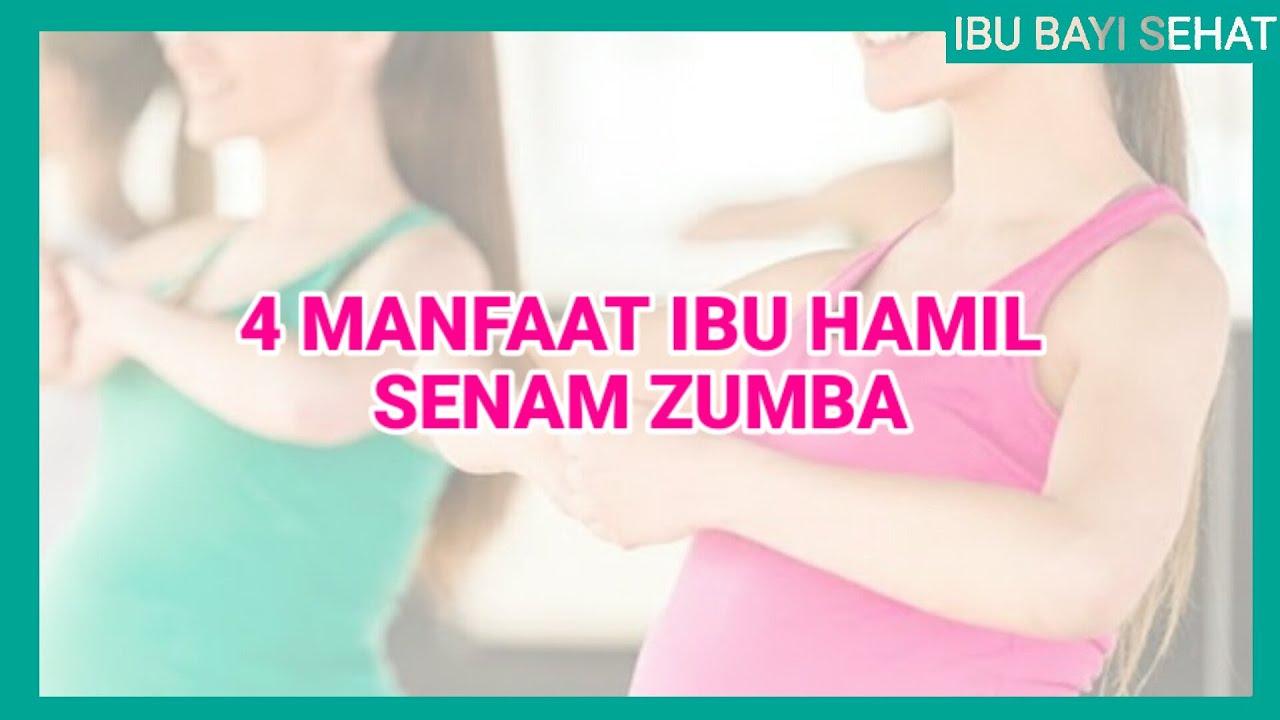 4 MANFAAT IBU HAMIL SENAM ZUMBA - Senam Zumba Hamil